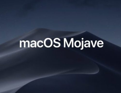 The New macOS Mojave