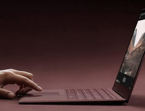 A First Look at the Microsoft Surface Laptop