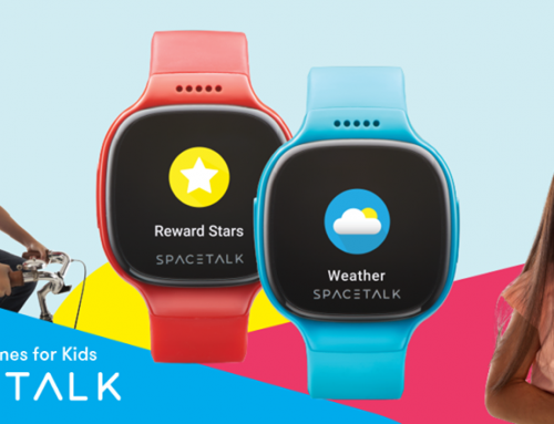 The safe Smart watch that let's you stay in touch with your children