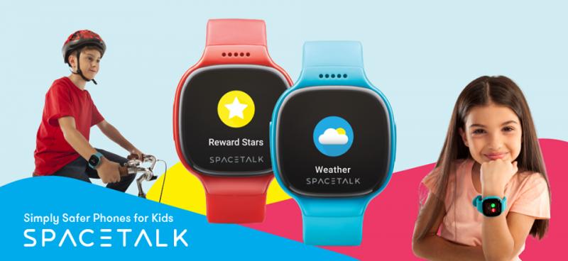 Spacetalk GPS Watch